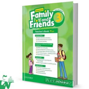کتاب American Family and Friends 3 (2nd) Teachers book