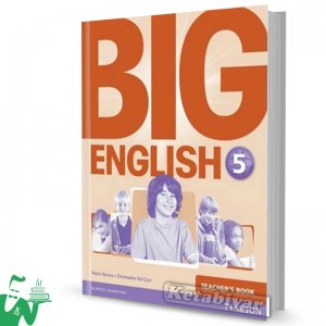 کتاب Big English 5 Teachers Book