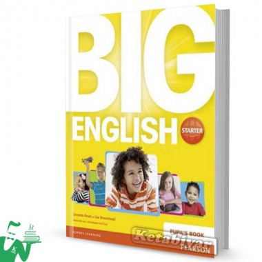 کتاب Big English Starter SB+WB