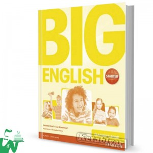 کتاب Big English Starter Teachers Book