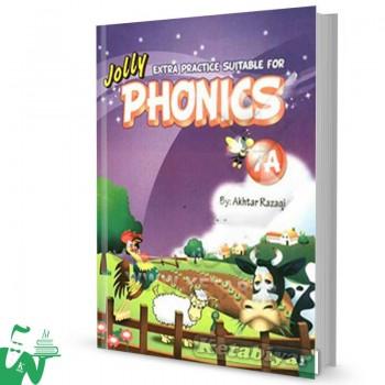 کتاب  Extra Practice Suitable for Phonics 7A