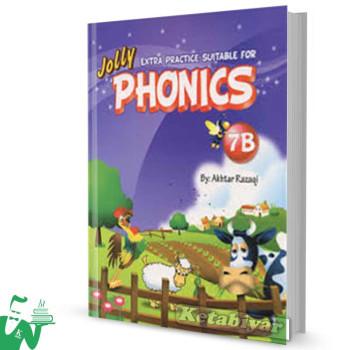 کتاب  Extra Practice Suitable for Phonics 7B