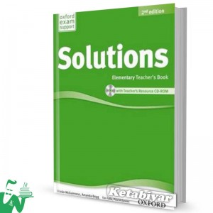کتاب New Solutions Elementary Teachers Book
