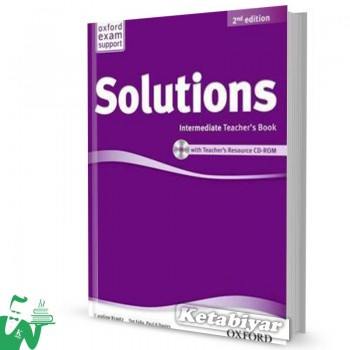 کتاب New Solutions Intermediate Teachers Book