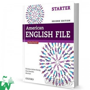 کتاب American English File Starter (2nd) SB+WB