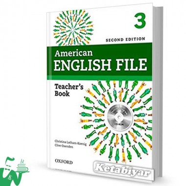کتاب American English File 3 Teachers Book 2nd