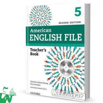 کتاب American English File 5 Teachers Book 2nd