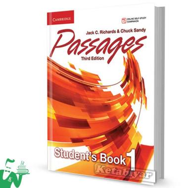 کتاب Passages 1 (3rd) SB+WB