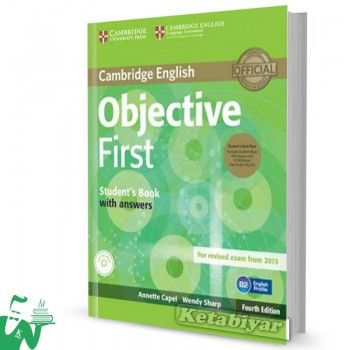 کتاب Objective First (4th) SB+WB