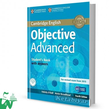 کتاب Objective Advanced 4th SB+WB