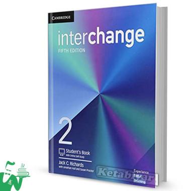 کتاب Interchange 2 (5th) SB+WB
