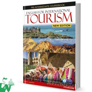 کتاب English for International Tourism Pre-Intermediate SB+WB