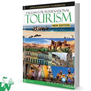 کتاب English for International Tourism Upper-Intermediate SB+WB