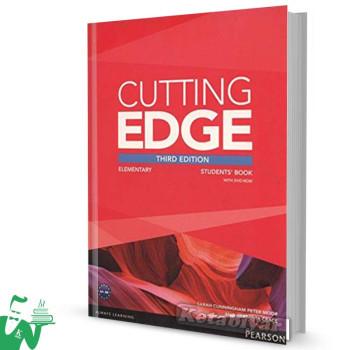 کتاب Cutting Edge Elementary 3rd SB+WB