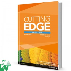 کتاب Cutting Edge Intermediate 3rd SB+WB