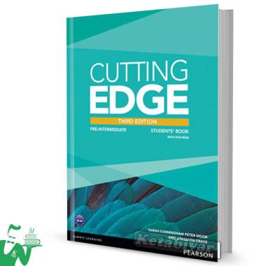 کتاب Cutting Edge Pre-Intermediate 3rd SB+WB