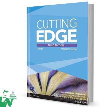 کتاب Cutting Edge Starter 3rd SB+WB