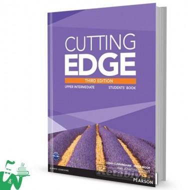 کتاب Cutting Edge Upper-Intermediate 3rd SB+WB