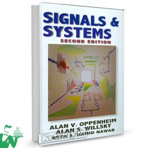 کتاب سیگنال ها و سیستم ها (افست، ویرایش دوم) تالیف آلن اپنهایم