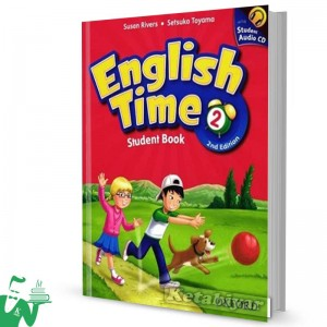 کتاب English Time 2 (2nd) SB+WB