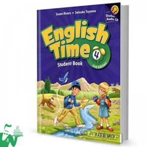 کتاب English Time 4 (2nd) SB+WB