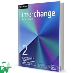 کتاب Interchange 2 (5th) SB+WB (وزیری)