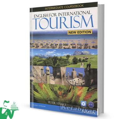 کتاب English for International Tourism Intermediate SB+WB