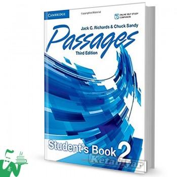 کتاب Passages 2 (3rd) SB+WB